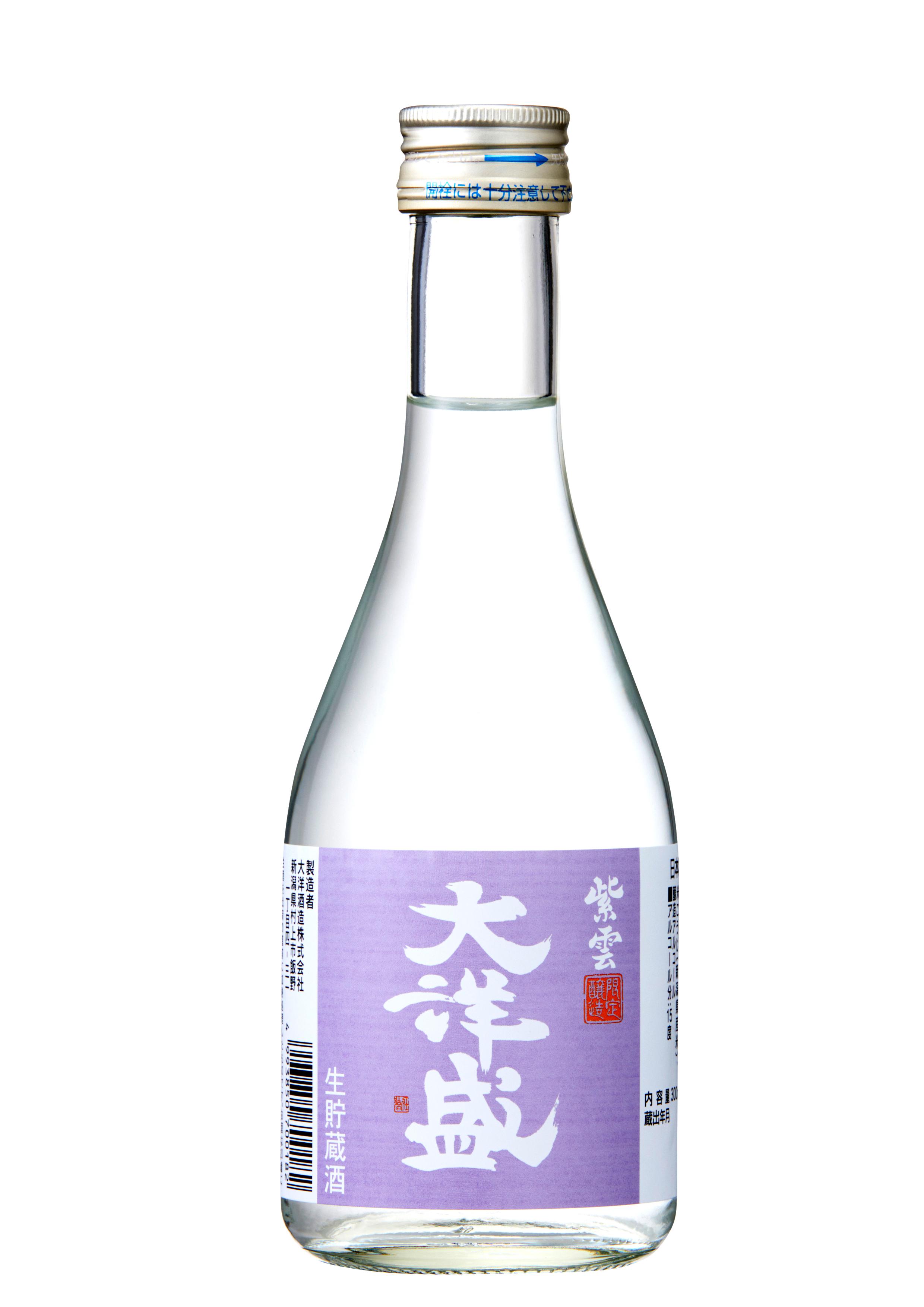 大洋盛 紫雲「生貯蔵酒」 300ml