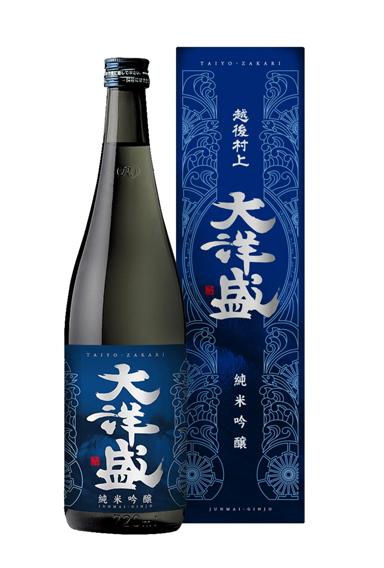 大洋盛 純米吟醸酒 720ml