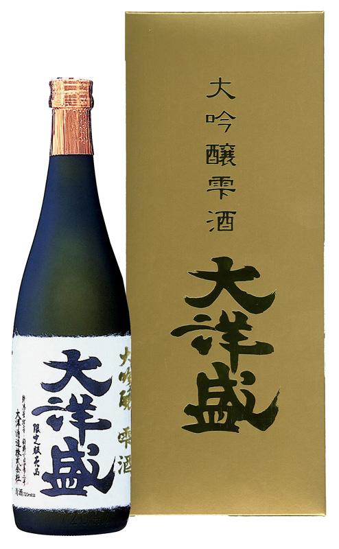 大洋盛 大吟醸 雫酒 (しずくざけ) 720ml