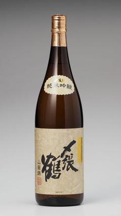 〆張鶴 純米吟醸 山田錦 1.8L