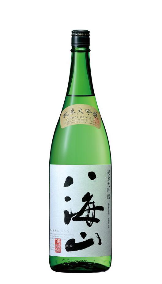 八海山 純米大吟醸酒 1.8L
