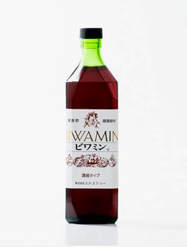 健康ぶどう酢『ビワミン』720ml