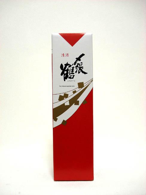 〆張鶴 720ml 1本用化粧箱