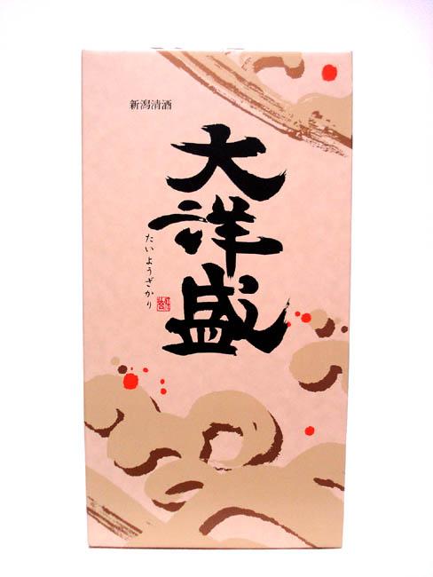 大洋盛 1.8L/2本用化粧箱