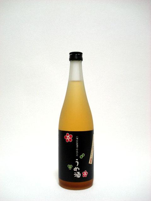 八海山の原酒で仕込んだ梅酒 720ml
