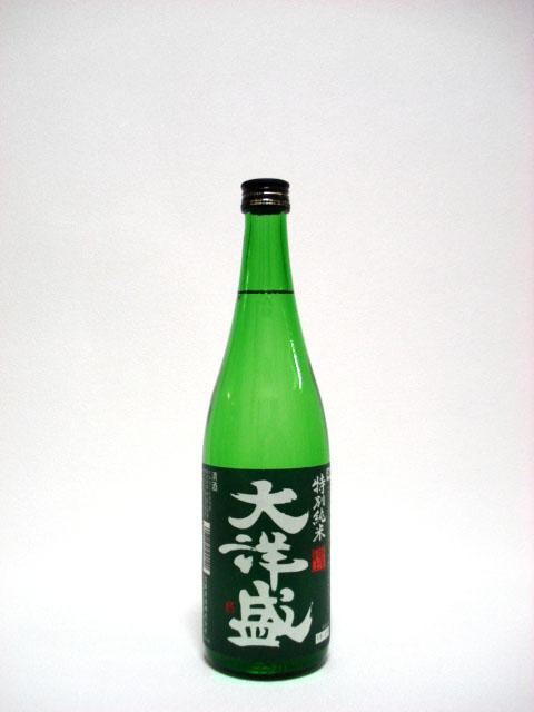 大洋盛 特別純米酒 720ml