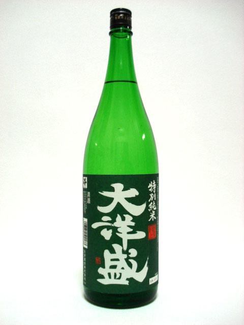 大洋盛 特別純米酒 1.8L