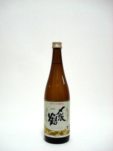 〆張鶴 雪 720ml (特別本醸造酒)