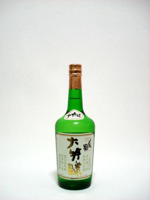 〆張鶴 大吟醸 金ラベル 720ml