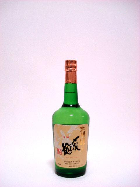 〆張鶴 大吟醸 銀ラベル 720ml