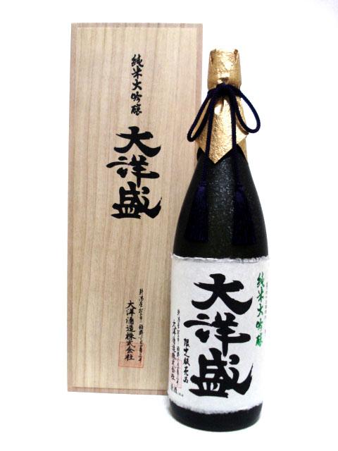 大洋盛 純米大吟醸 1.8L