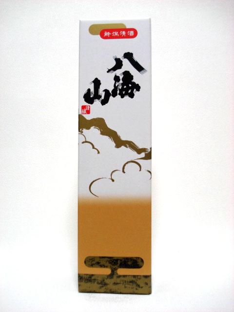 八海山 1.8L/1本用化粧箱