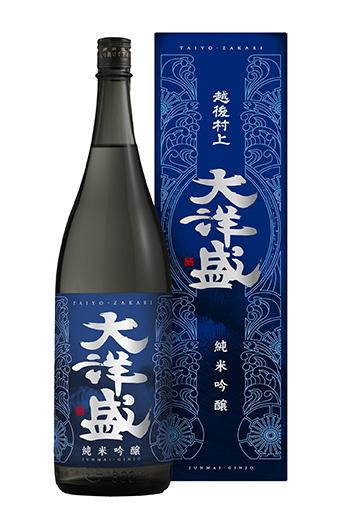 大洋盛 純米吟醸酒 1.8L