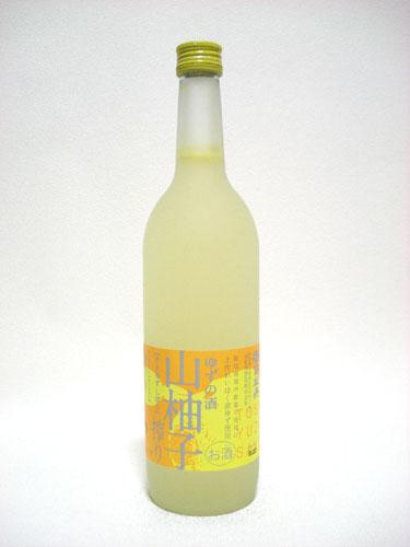 司牡丹 山柚子搾り ゆずの酒 720ml